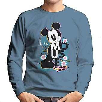 Disney Mickey Mouse Always In Style Homme-apos;s Sweatshirt
