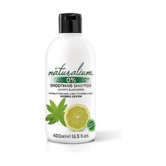 Lemon smoothing shampoo 400 ml