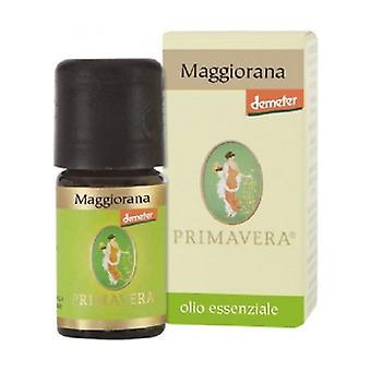 Marjoram Demeter Organic Essential Oil 5 ml of essential oil