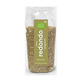 Round Brown Rice Bio 500 g