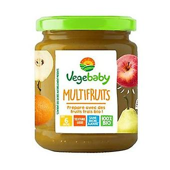 Baby Vegébaby Multifruits 6 months jars 120 g