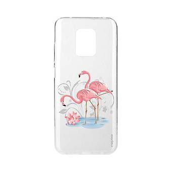 Scafo per Xiaomi Redmi Note 9 Pro Soft Flamingo Rose