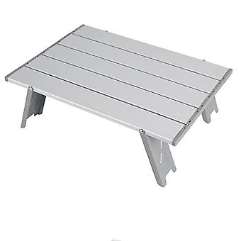 Mini folding table for outdoors travel