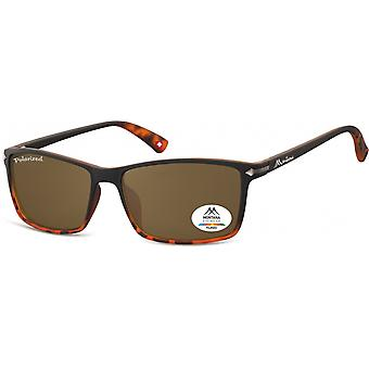 Sunglasses Unisex by SGB black/brown (turtle) (MP51)
