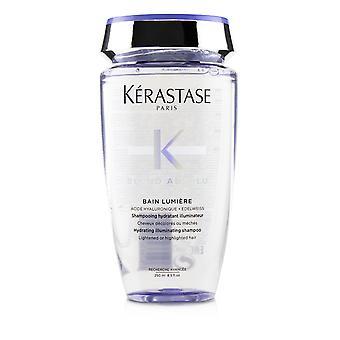 Blond absolu bain lumiere hydrating illuminating shampoo (lightened or highlighted hair) 239317 250ml/8.5oz
