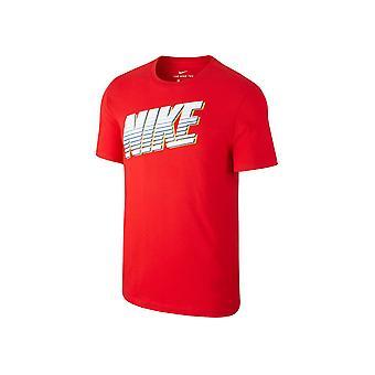 Nike Tee Block CK2777657 universal all year men t-paita