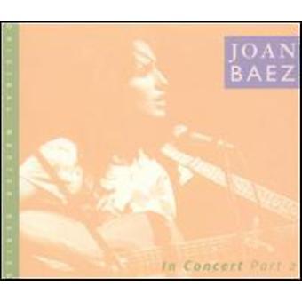Joan Baez - In Concert Part 2 [CD] USA import