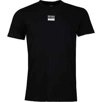 BOSS Camiseta de cuello redondo logo de la camiseta
