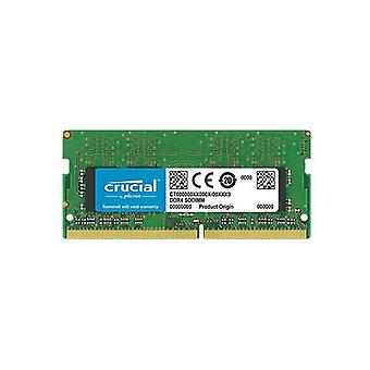 Crucial 16Gb Single Ranked Notebook Laptop Memory Ram