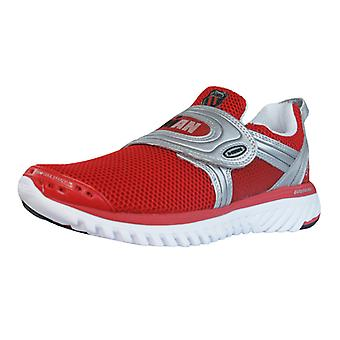 K Swiss terä valo liikkuu naisten käynnissä kouluttajat / kengät - punainen