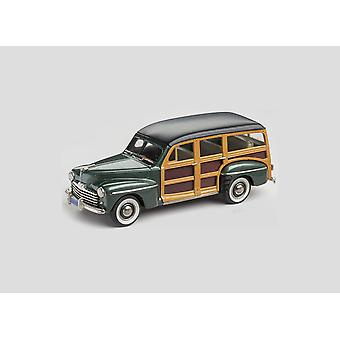 Ford V8 Station Wagon (1947) Diecast Model Car