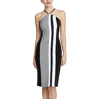 RACHEL Rachel Roy   Hailey Colorblocked Sleeveless Dress