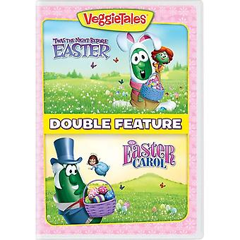Veggietales påske: &ampos;Twas The Night Before Easter [DVD] USA import