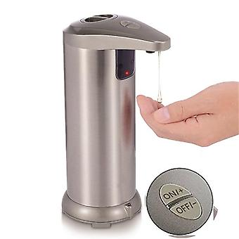 Automatic Infrared Sensing, Stainless Steel-liquid Soap Dispenser
