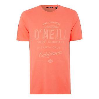 O'Neill Muir T-Shirt - Mandarine