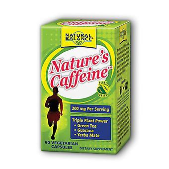 Natural Balance (Formerly known as Trimedica)  Nature's Caffeine, 60 Veg Caps