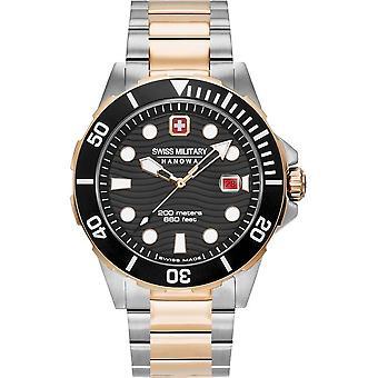 SWISS MILITARY-HANOWA - Wristwatch - Men - OFFSHORE DIVER - 06-5338.12.007