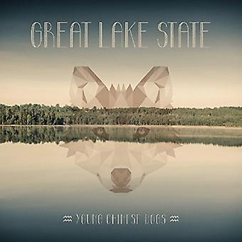 Jeunes chiens chinois - import USA Great Lake State [Vinyl]