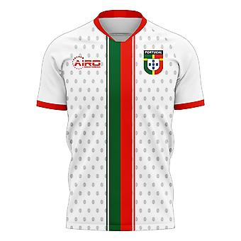 Portugali 2020-2021 Away Concept Jalkapallosarja (Libero)