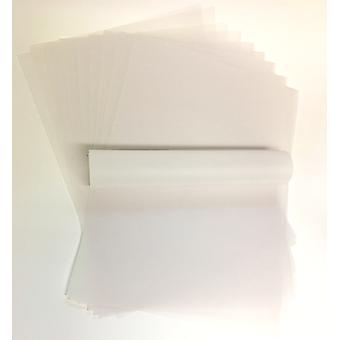 10 fogli A4 Pergamena traslucida 140gsm