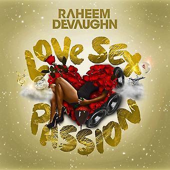 Raheem Devaughn - Love Sex Passion [CD] USA import