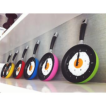 Thumbs Up Frying Pan Wall Clock