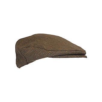 Walker and Hawkes - Uni -sex Countrywear Tweed Flat Cap