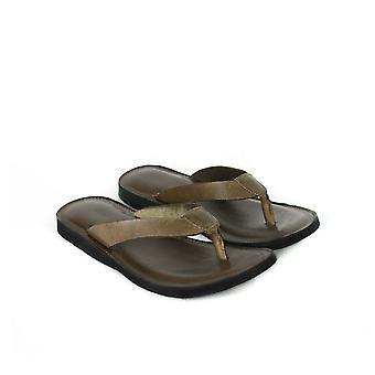 Flip Flop Thong Leather Sandal