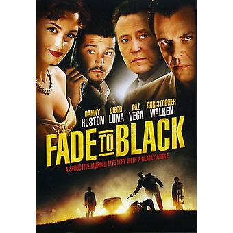 Fade to Black [DVD] USA import