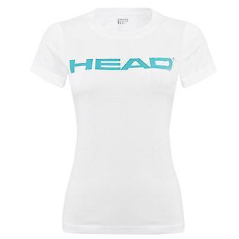 Head Club Lucy Femmes T-Shirt Tee Top Short Sleeve White 814313 R7D