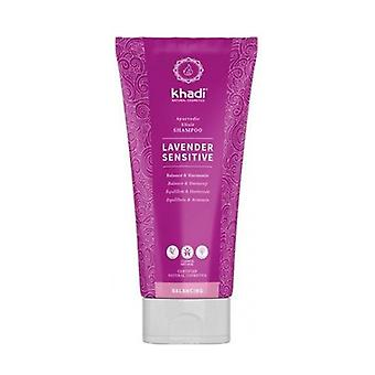 Lavender Sensitive Hair Shampoo 200 ml