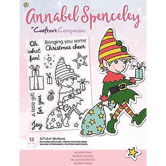 Crafter's Begleiter Annabel Spenceley Oh was Spaß! Briefmarken