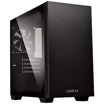 Lian-Li Lancool 205M Micro-ATX Case - Black Window