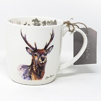 Jane Bannon Proudlock Mug