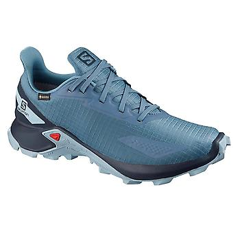 Salomon Alphacross Blast Gtx W 411064 trekking all year women shoes