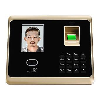 ZOKOTECH ZK-FA20 ansikt fingeravtrykk passord ID-kortgjenkjenning tilgangskontroll System tidsoppmøte