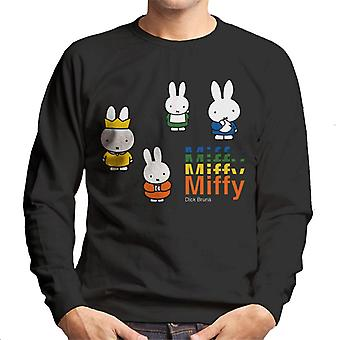 Nijntje En De Koninklijke Baby Men's Sweatshirt