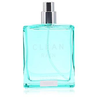 Clean Rain Eau De Toilette Spray (Tester) By Clean 2 oz Eau De Toilette Spray