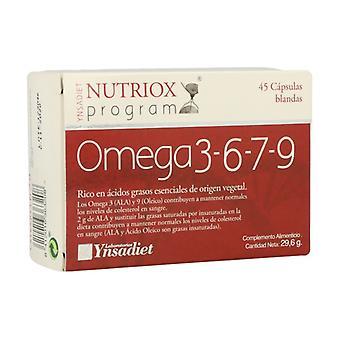 Omega 3, 6, 7, 9 45 capsules