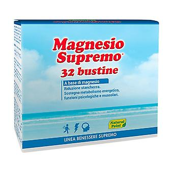 Supreme Magnesium 32 packets of 2.4g