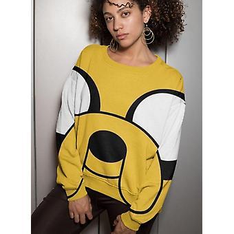 Cute sublimation sweatshirt