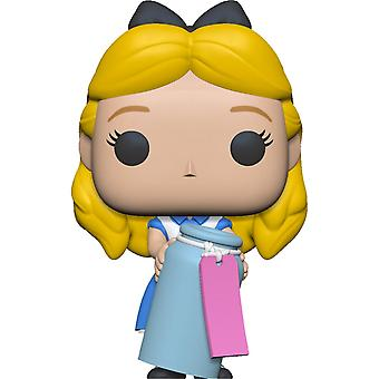 Alice with Bottle 70th Anniversary US Excl Pop! Vinyl