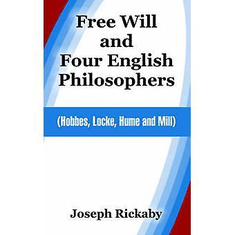 Livre Arbítrio e Quatro Filósofos Ingleses por Joseph Rickaby