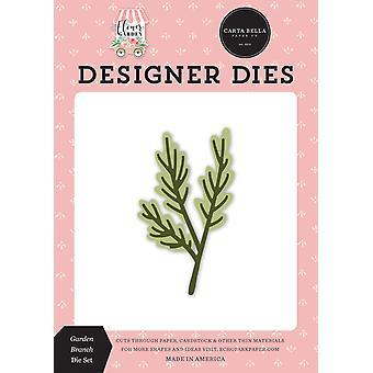 Carta Bella Garden Branch Designer overleden