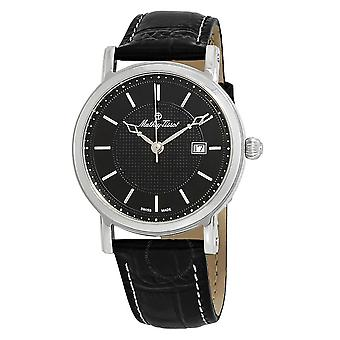 Mathey-Tissot City Black Dial Men's Watch H611251AN