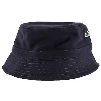 Lacoste Bucket Hat - Navy