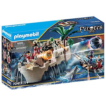 Playmobil Pirates Redcoat Bastion