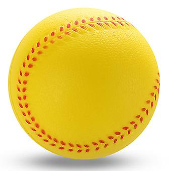 Pu Ball Sponge Foam Playing Toy Baseball Relieving Ball For Adult Kids