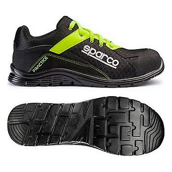 Safety Footwear Sparco S07517 Yellow/Black