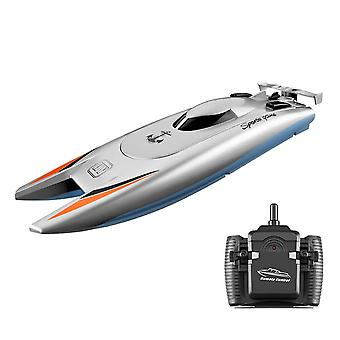 25Km/h high speed racing boat 2 channels remote control boats for pools